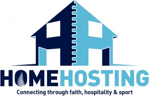 Home hosting logo